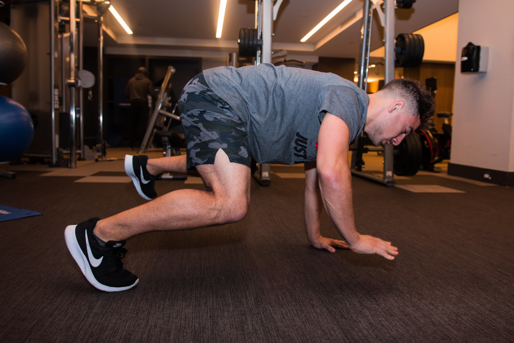 Stability Training For Core Stability