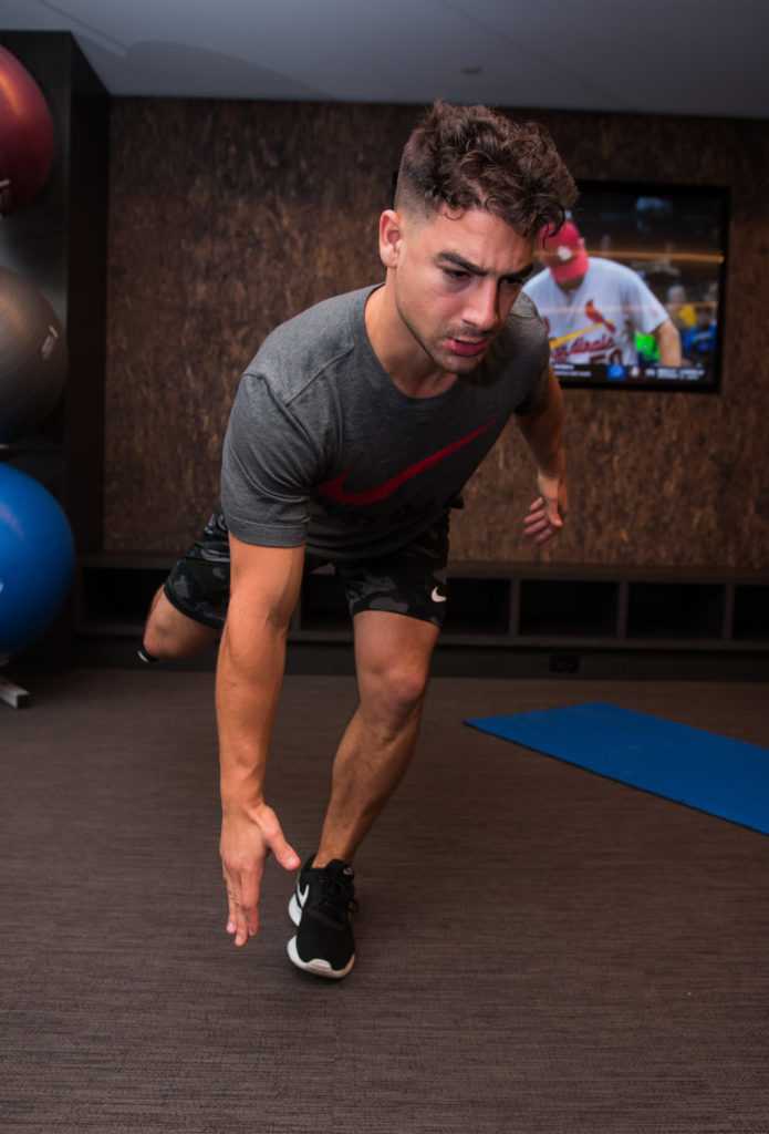Stability and Mobility Training for Athletic Performance